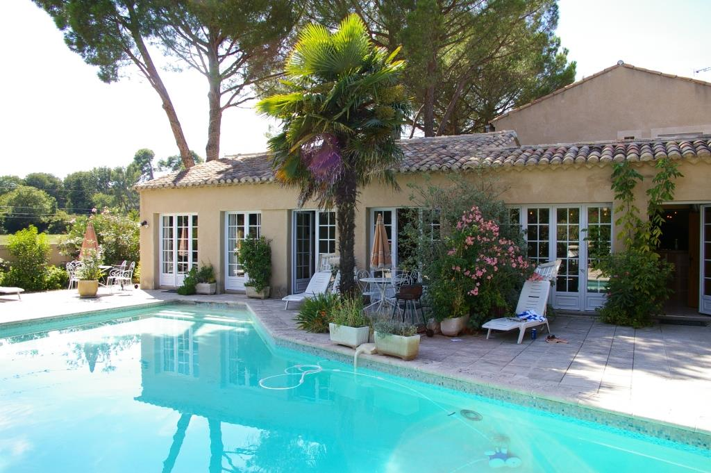 location gite piscine en provence